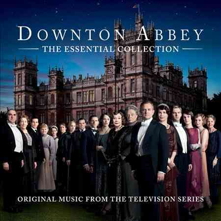 DOWNTON ABBEY:ESSENTIAL COLLECT (OST) (CD)